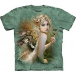 TEE SHIRT FEE PAPILLON