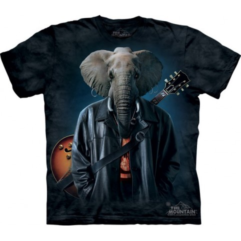 TEE SHIRT ELEPHANT ROCKER