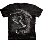 TEE SHIRT DRAGON CONTRE CHEVALIER
