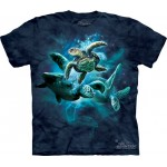 TEE SHIRT ENFANT TORTUES