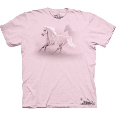 TEE SHIRT ENFANT CHEVAL