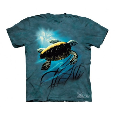 TEE SHIRT ENFANT TORTUE
