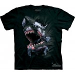 TEE SHIRT ENFANT REQUIN
