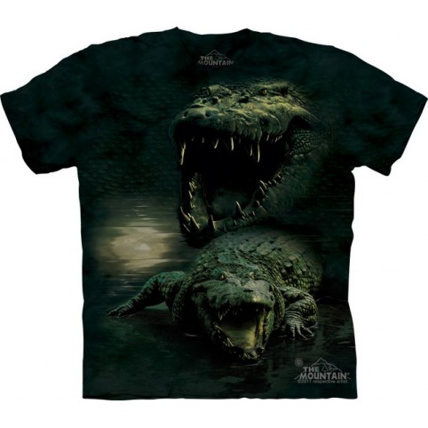 TEE SHIRT ENFANT CROCODILES