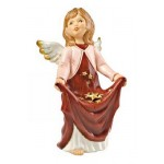 FIGURINE ANGE AVEC ETOILES