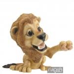 FIGURINE LION RIGOLO ROREY