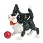 FIGURINE CHAT RIGOLO JESS