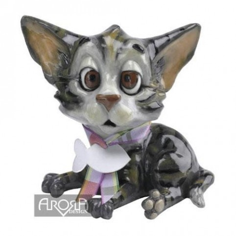FIGURINE CHAT RIGOLO MILLIE