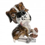 FIGURINE BOXER RIGOLO ALFIE