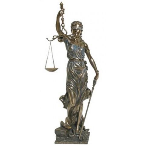STATUETTE LA JUSTICE