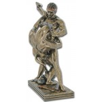 STATUETTE THESEE TERRASSANT MINOTAURE