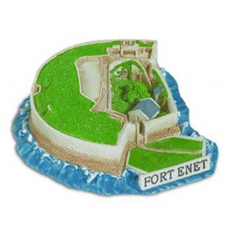 FIGURINE FORT ENET