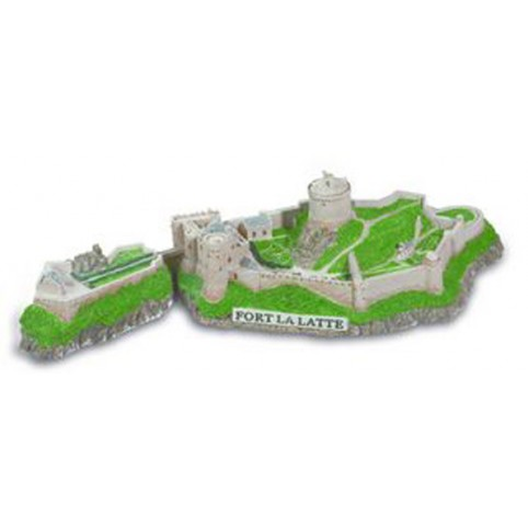 FIGURINE FORT LA LATTE
