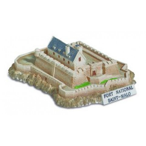 FIGURINE FORT NATIONAL DE SAINT MALO