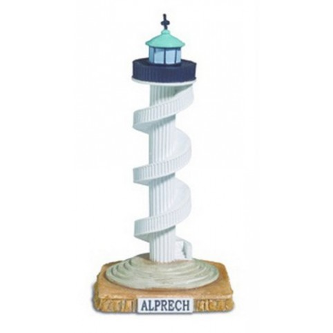 FIGURINE PHARE ALPRECH