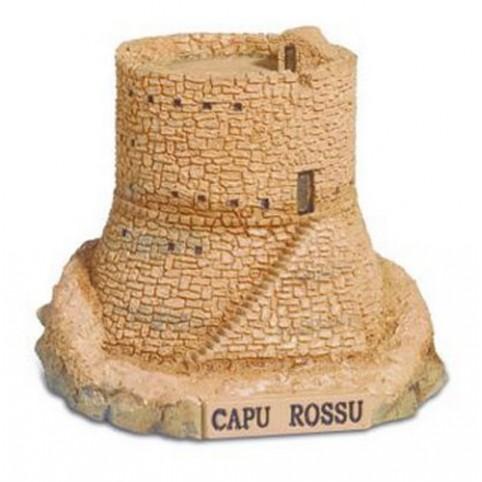 FIGURINE TOUR CAPU ROSSU