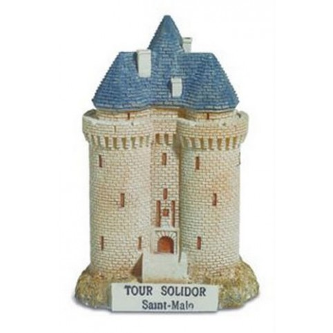FIGURINE TOUR SOLIDOR DE SAINT MALO