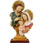 STATUETTE JOSEPH MARIE ET JESUS