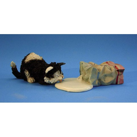 FIGURINE CHAT VICENZO