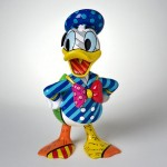 FIGURINE DONALD ROMERO BRITTO