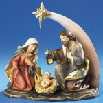 DECORATION RELIGIEUSE CRECHE