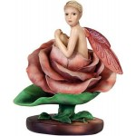 FIGURINE FEE RACHAEL TALLAMY CHARMED ROSE
