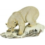 STATUETTE OURS POLAIRE