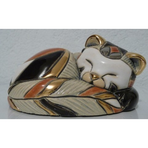 FIGURINE CHAT DORMANT RINCONADA