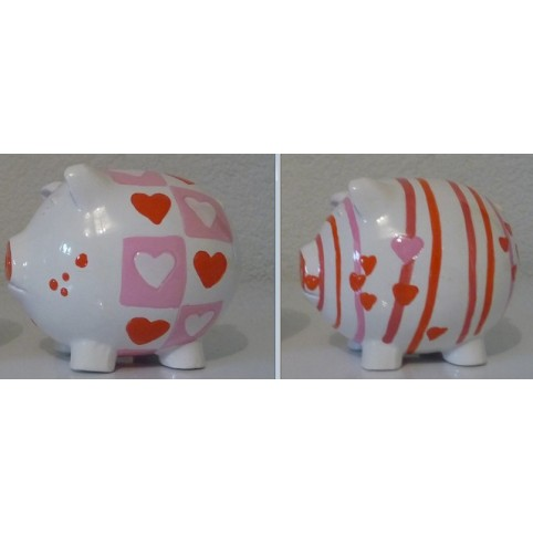 FIGURINE COCHON LOT DE 2