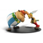 STATUETTE ASTERIX ET OBELIX LEBLON DELIENNE : LA ZIZANIE