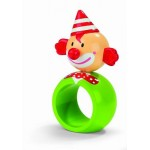 ROND DE SERVIETTE ENFANT CLOWN