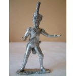 FIGURINE ARTILLEUR A5 ETAINS DU PRINCE