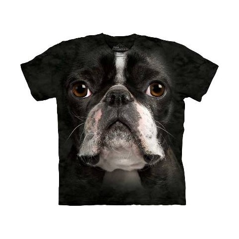 TEE SHIRT BOSTON TERRIER
