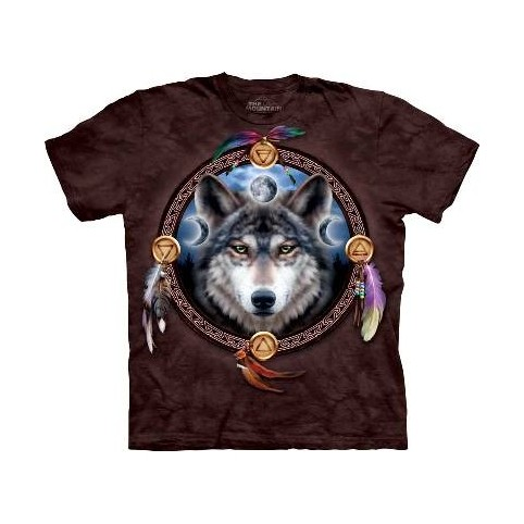 TEE SHIRT LOUP LE GUIDE