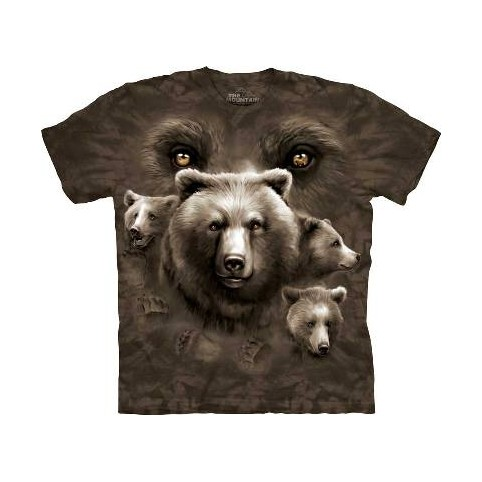 TEE SHIRT ENFANT OURS