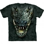 TEE SHIRT ALLIGATOR