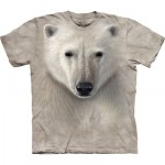 TEE SHIRT OURS POLAIRE