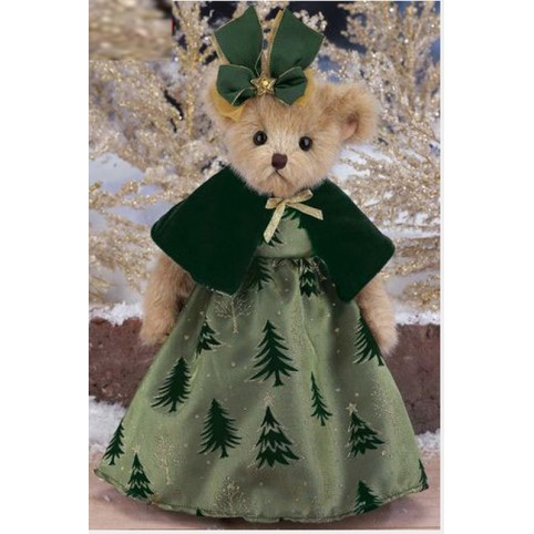 PELUCHE OURS BEARINGTON EVELYN EVERGREEN