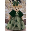 PELUCHE OURS BEARINGTON CHRISSY ET CLAUS