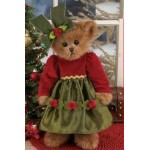 PELUCHE OURS BEARINGTON HOLLY HOLIDAY