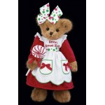 PELUCHE OURS BEARINGTON PIPPY PEPPERMINT