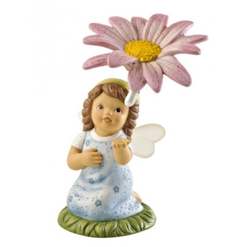 FIGURINE FEE AVEC MARGUERITE