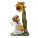 FIGURINE FEE AVEC NARCISSE