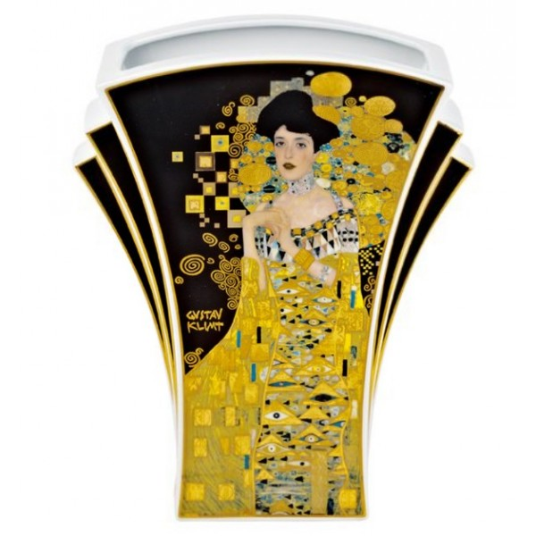vase decoratif adele bloch bauer gustav klimt pictures. Black Bedroom Furniture Sets. Home Design Ideas