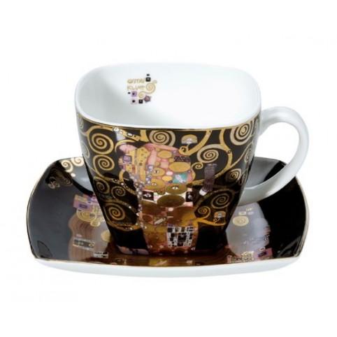 TASSE CAFE FULFILMENT GUSTAV KLIMT