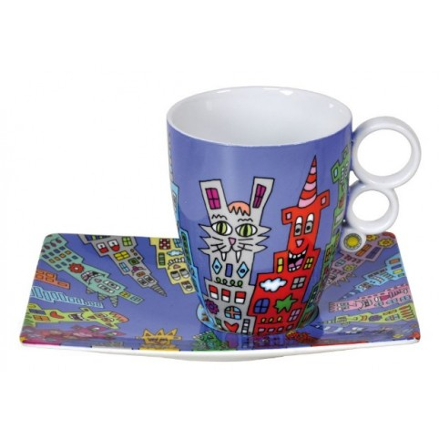TASSE VILLE JAMES RIZZI