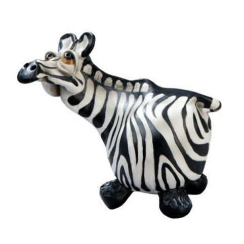 FIGURINE ZEBRE COOL GOEBEL