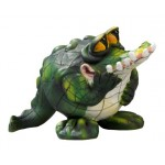 FIGURINE CROCODILE AVIDE GOEBEL
