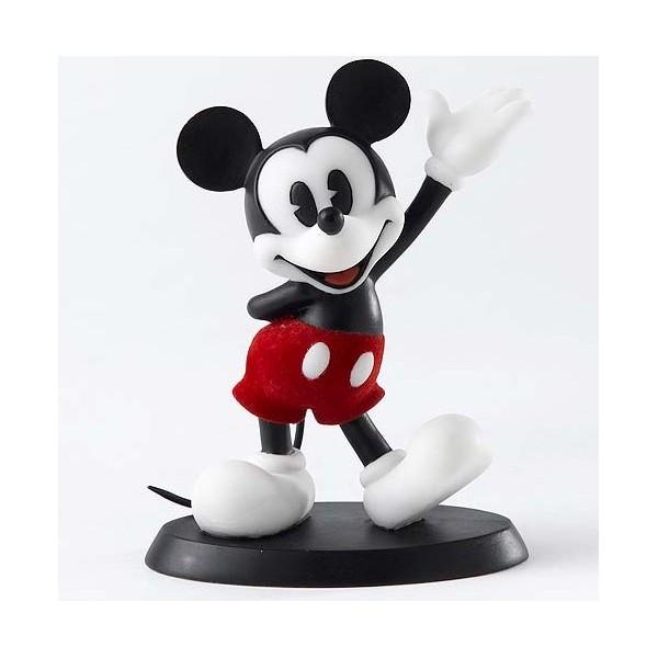 Bonbonnière verre Mickey à dragées et son ruban (x2)  Thèmes  Disney