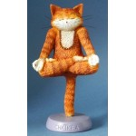 FIGURINE CHAT CHATKRA